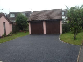Commercial Driveway in Chepstow