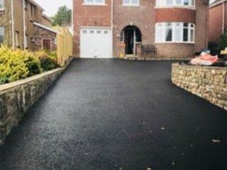 commercial tarmac in Chepstow