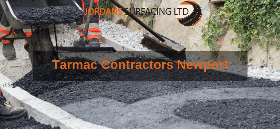 Tarmac Contractors Newport