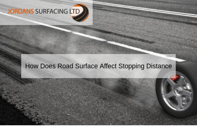 How Does Road Surface Affect Stopping Distance