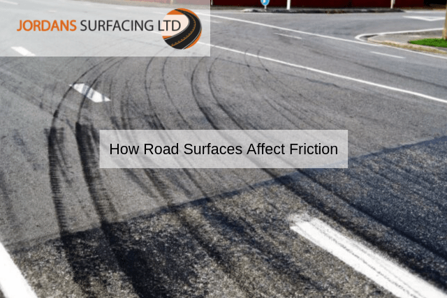How Road Surfaces Affect Friction