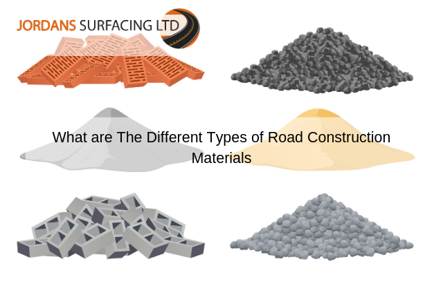 What are The Different Types of Road Construction Materials