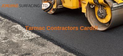 Tarmac Contractors Cardiff