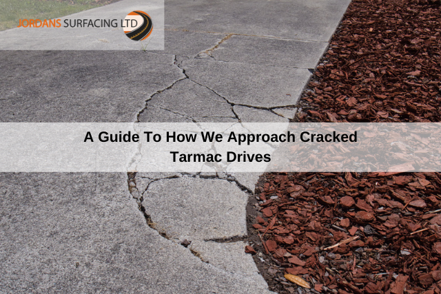 A Guide To How We Approach Cracked Tarmac Drives